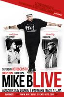 MIKE B LIVE
