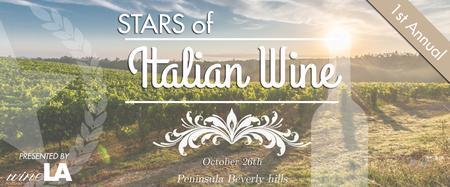 STARS of Italian Wine 2016