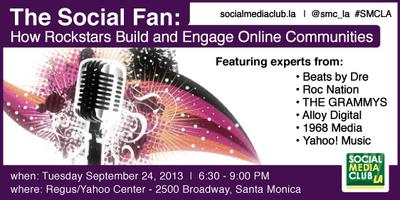 The Social Fan: How Rockstars Build and Engage Online...