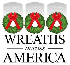 Sioux Center Wreaths Across America logo