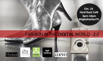 Fashion In The Digital World 2.0 - Networking /...