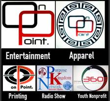 OnPoint Enterpriziz & Entertainment logo