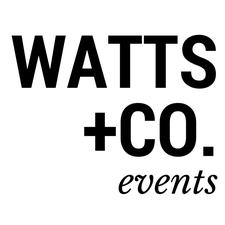 WATTS+CO. logo