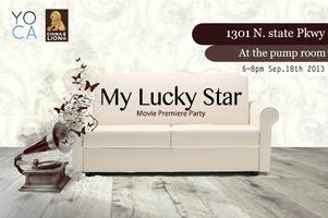 YOCA Sept - My Lucky Star Movie Premiere party