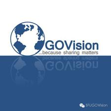 Global Oriental Vision SFU & UBC  logo