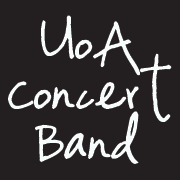 The University of Auckland Concert Band logo