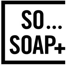 So...Soap+ 區区肥皂  logo