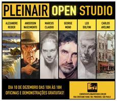 Plein Air Open Studio
