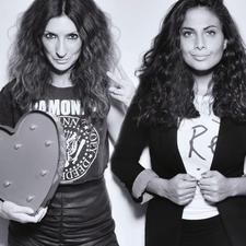 Pazit Perez and Diana Eskander logo