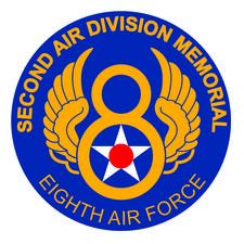 2nd Air Division Memorial Library logo
