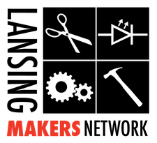 Lansing Makers Network logo