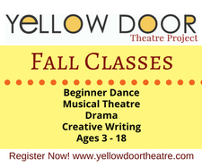 Yellow Door Theatre Project logo