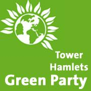 Tower Hamlets Green Party logo