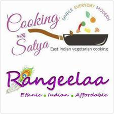 Rangeelaa & Cooking with Satya logo
