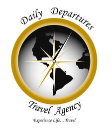 Daily Departures Travel & Trips Come True Travel Services logo