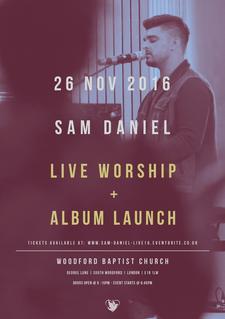 Sam Daniel logo