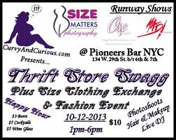 Thrift Store Swagg - Plus Size Clothing Exchange &...