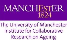Manchester Institute for Collaborative Research on Ageing (MICRA) at the University of Manchester logo