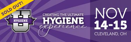 SOLD OUT ACT Dental - Creating the Ultimate Hygiene...