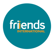 Friends International Edinburgh logo