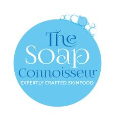 The Soap Connoisseur  logo