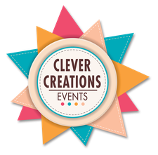 Clever Creations Events logo
