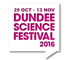 Dundee Science Festival logo