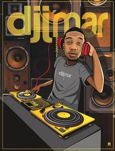 DJ J'Mar logo