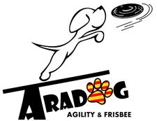 ARADOG Agility & Frisbee logo