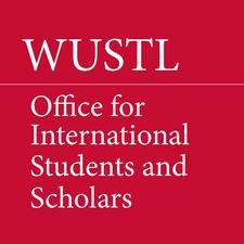 WUSTL Office for International Students and Scholars logo