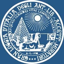 Gran Loggia d'Italia - Lombardia logo