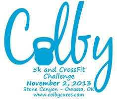 Colby 5K and Crossfit Challenge