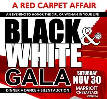Black & White Gala 2013 to support Youth Matter Inc.
