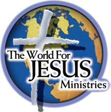 World for Jesus Ministries, Inc.  logo