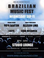 Brazilian Music Fest!
