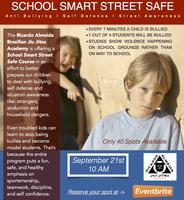 RABJJ Newtown | School Smart Street Safe