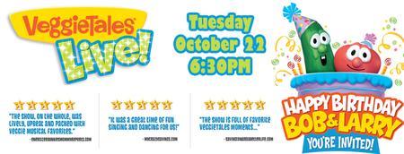 VeggieTales Live - Jacksonville, FL - Showtimes:...