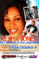 GET FAMOUS or Die Laughing Comedy Jam with Retha Jones