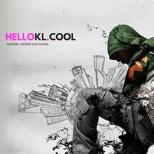 HelloKL.Cool logo