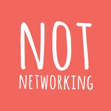 Not Networking logo