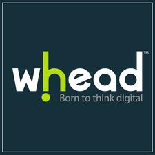 WHEAD™ | Born to think digital logo