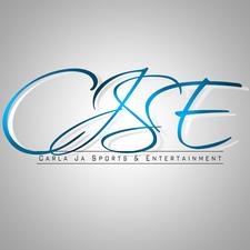 Carla Ja Sports & Entertainment logo