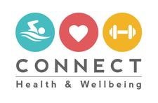 Mark Smith, Connect Health & Wellbeing logo