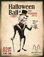 HALLOWEEN BALL AT THE MANSION