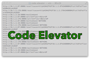 TechEvent Code Elevator