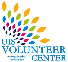 UIS Volunteer & Civic Engagement Center logo