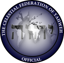 THE CELESTIAL FEDERATION OF YAHWEH logo