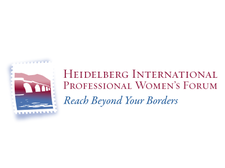 Heidelberg International Professional Women's Forum (HIP) logo