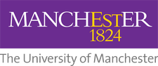 University of Manchester, SVC2UK and Manchester TechTrust logo