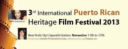 Polanko & Puerto Rican Film Festival 2013 Sponsorship